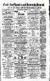 Cambridge Chronicle and Journal Friday 21 November 1884 Page 1