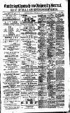 Cambridge Chronicle and Journal Friday 19 February 1886 Page 1