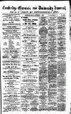 Cambridge Chronicle and Journal Friday 03 September 1886 Page 1
