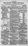 County Courts Chronicle Wednesday 01 March 1848 Page 1
