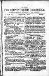 County Courts Chronicle Thursday 01 February 1849 Page 1