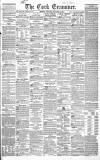 Cork Examiner Monday 10 January 1853 Page 1