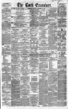 Cork Examiner Wednesday 22 December 1858 Page 1