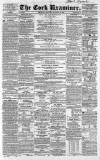 Cork Examiner Saturday 04 January 1862 Page 1