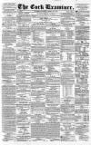 Cork Examiner Saturday 22 March 1862 Page 1