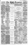 Cork Examiner Monday 29 May 1865 Page 1