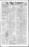 Sligo Champion Saturday 08 February 1919 Page 1
