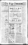Sligo Champion Saturday 04 June 1921 Page 1