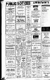 10 THE SLIGO CHAMPION Friday May 7 1982 PUBLIC NOTICES HAYDEN'S, Lord Edward St., Ballymote OFF LICENCE Beers, Wines and
