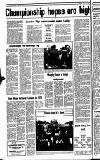 SPORT 'viii THE SLIGO CHAMPION Friday, June 3 1983, are high ■ hopes A NEW draper, dinkagelebed by a *add