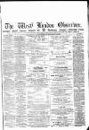 West London Observer Saturday 05 March 1870 Page 1