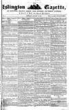 Islington Gazette Saturday 10 January 1857 Page 1