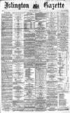 Islington Gazette Saturday 17 December 1864 Page 1