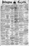 Islington Gazette Tuesday 03 October 1871 Page 1