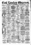 East London Observer Saturday 07 November 1885 Page 1