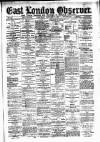 East London Observer Saturday 01 January 1887 Page 1