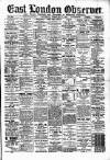 East London Observer Saturday 08 February 1890 Page 1
