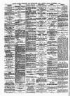 South London Chronicle Saturday 07 November 1885 Page 4