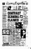 Aberdeen Evening Express Thursday 01 November 1990 Page 1