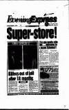 Aberdeen Evening Express Monday 02 December 1996 Page 1