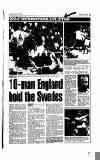 England Swedes