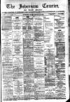 Inverness Courier Friday 12 January 1900 Page 1
