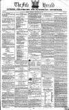 Fife Herald Thursday 22 December 1836 Page 1