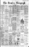 Dundee Evening Telegraph Tuesday 03 January 1893 Page 1