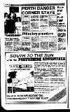 Perthshire Advertiser Tuesday 01 August 1989 Page 6