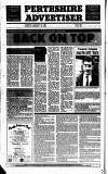 Perthshire Advertiser Tuesday 16 January 1990 Page 24