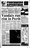 Perthshire Advertiser Tuesday 08 September 1992 Page 1