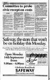 Perthshire Advertiser Tuesday 08 September 1992 Page 6