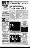 Perthshire Advertiser Tuesday 05 January 1993 Page 6