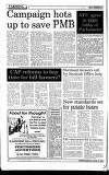 Perthshire Advertiser Tuesday 12 January 1993 Page 8