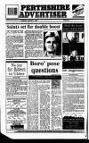 Perthshire Advertiser Tuesday 03 August 1993 Page 34
