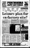 Perthshire Advertiser Tuesday 09 January 1996 Page 1