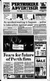 Perthshire Advertiser Tuesday 23 January 1996 Page 1