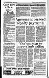 Perthshire Advertiser Tuesday 23 January 1996 Page 10