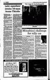Perthshire Advertiser Tuesday 23 January 1996 Page 38