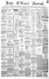 John o' Groat Journal Thursday 20 May 1869 Page 1