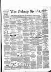 Orkney Herald, and Weekly Advertiser and Gazette for the Orkney & Zetland Islands Tuesday 11 December 1860 Page 1