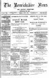 Berwickshire News and General Advertiser