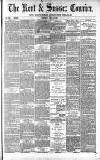 Kent & Sussex Courier Wednesday 21 July 1886 Page 1