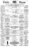 Cheshire Observer Saturday 13 August 1870 Page 1
