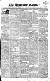 Lancaster Gazette Saturday 01 March 1823 Page 1