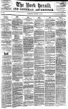 York Herald Saturday 15 August 1818 Page 1
