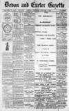 Exeter and Plymouth Gazette