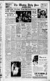 Western Daily Press Friday 20 January 1950 Page 1