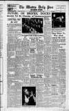 Western Daily Press Saturday 21 January 1950 Page 1
