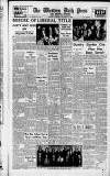 Western Daily Press Tuesday 24 January 1950 Page 1
